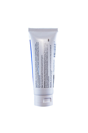 Superblue Fluoride-Free Toothpaste Back