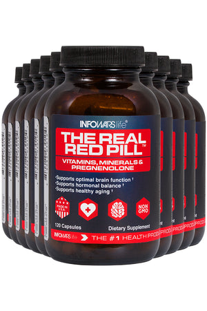 The Real Red Pill: 10 Pack
