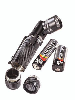 T180 Rotating Head Tactical Flashlight