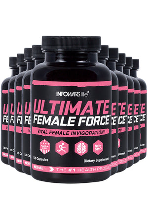 Ultimate Female Force 10-Pack