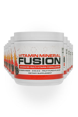Vitamin Mineral Fusion: 10 Pack