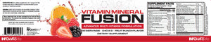 Vitamin Mineral Fusion: 2 Pack Label
