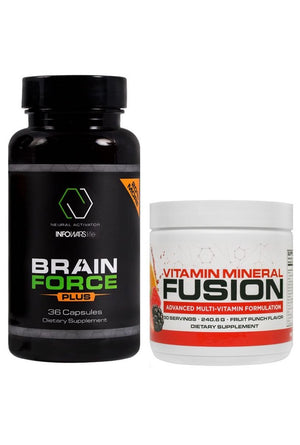 Infowars Life Mind and Body Combo Pack
