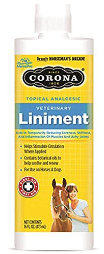 Corona Topical Analgesic Veterinary Liniment