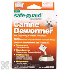 SafeGuard Canine Dewormer 10lbs