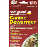 SafeGuard Canine Dewormer 40lbs