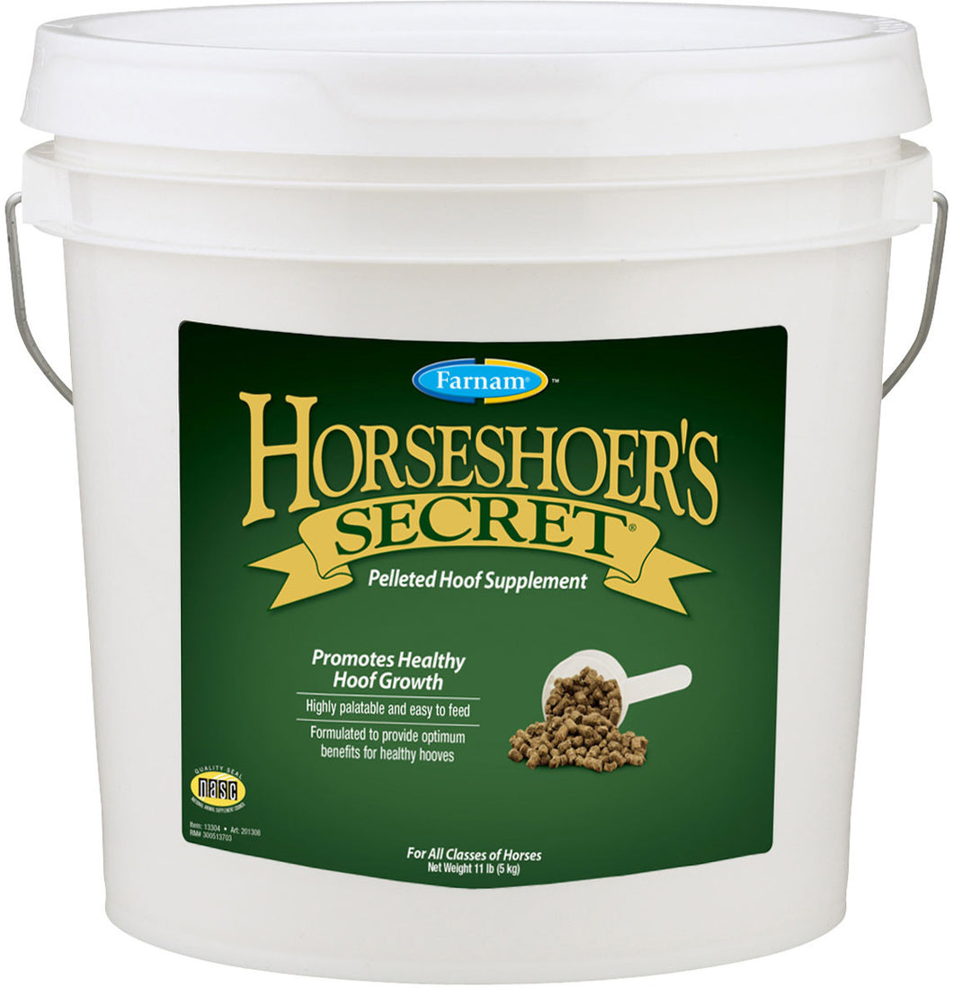 Horseshoer's Secret Pelleted Hoof Supplement