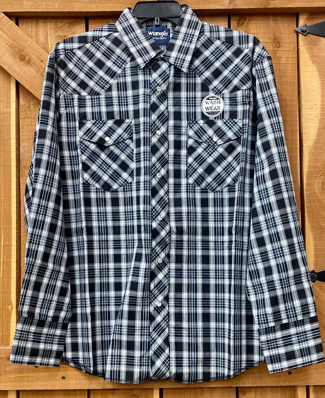 Wrangler Long Sleeve Shirt