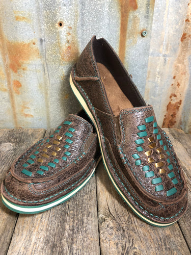 Ariat Women's Cruiser Weave Brown
