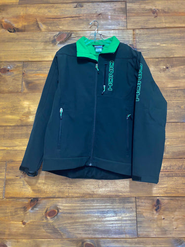 Men's Cinch Black Jacket