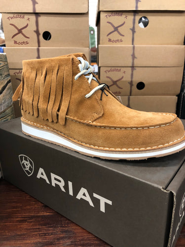 Ariat Women Cruiser Fringe 4""