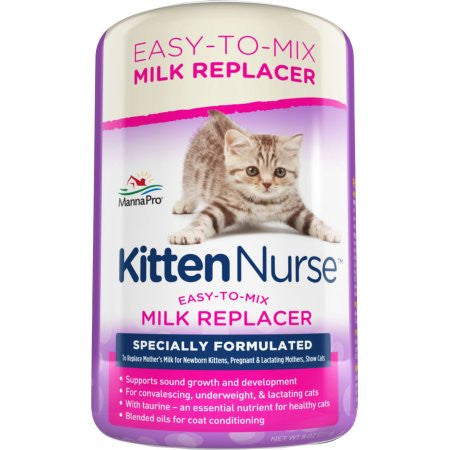 Kitten Nurse Milk Replacer