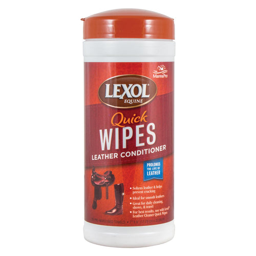 Lexol Equine Quick Wipes
