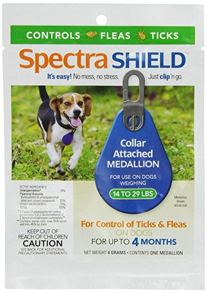Spectra Shield Flea & Tick Tag
