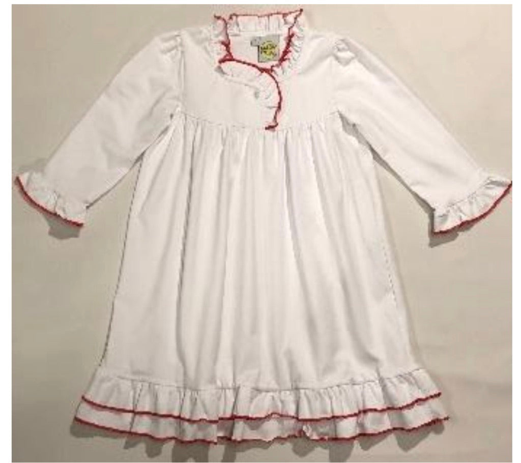 Girls Knit Nightgown