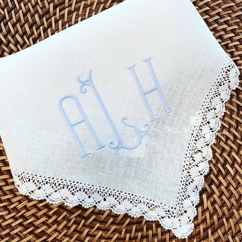Irish Linen Male Handkerchief