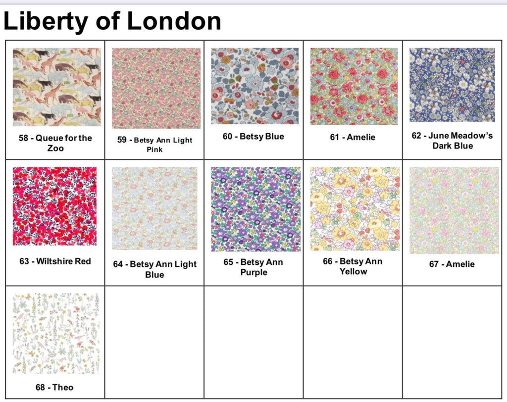 Ellison Pantaloon- Liberty of London Fabric