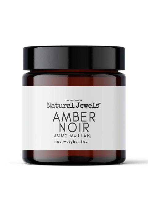 Amber Noir Body Butter