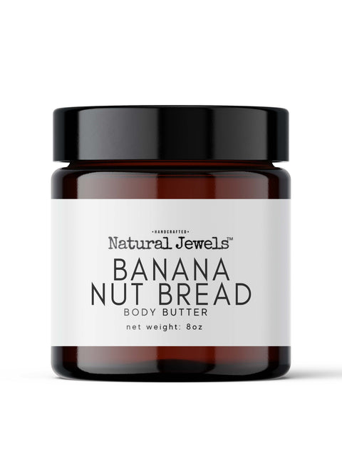 Banana Nut Bread Body Butter