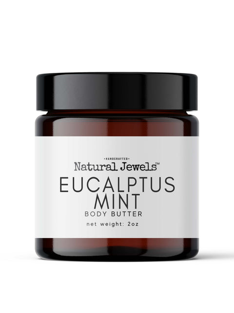 Mini Eucalyptus Mint Body Butter