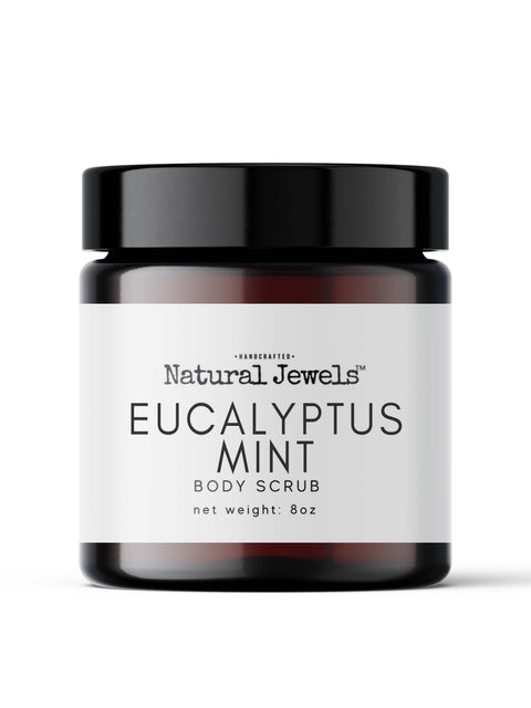 Eucalyptus Mint Body Scrub
