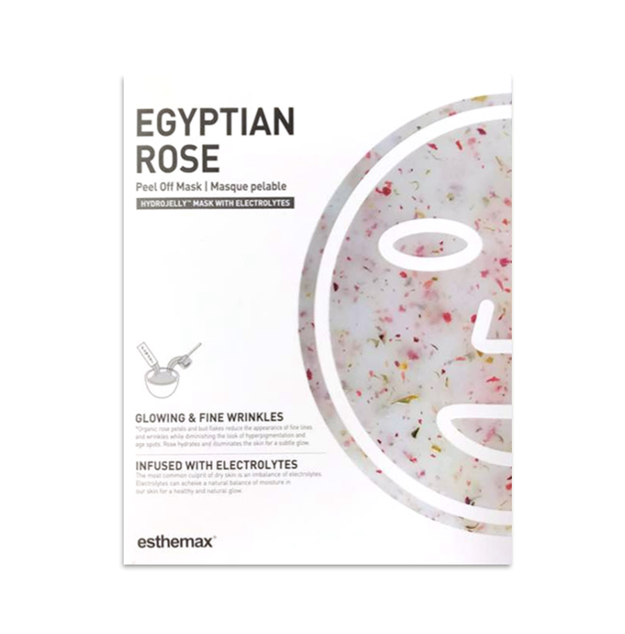 ESTHEMAX™ HYDROJELLY MASK - EGYPTIAN ROSE