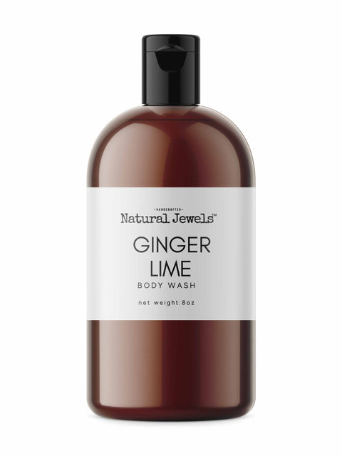 Ginger Lime Body Wash