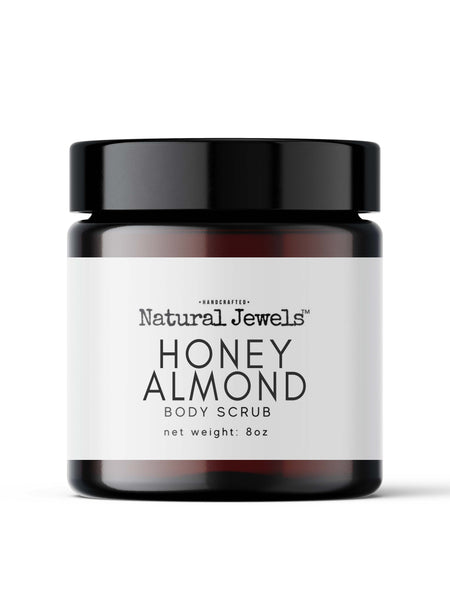 Honey Almond Body Scrub