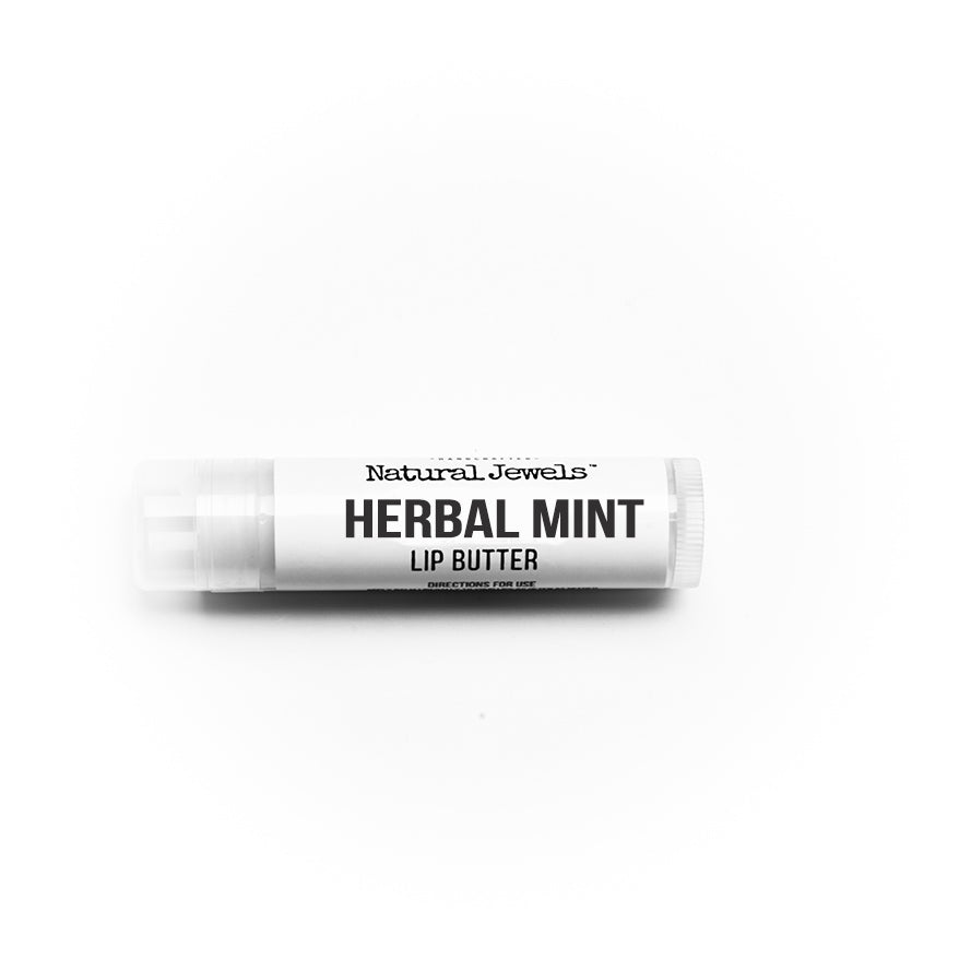 Herbal Mint Lip Butter