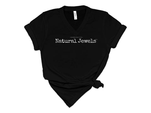Natural Jewels Signature T-Shirt