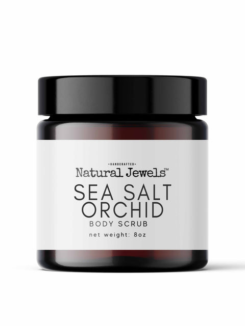 Sea Salt Orchid Body Butter