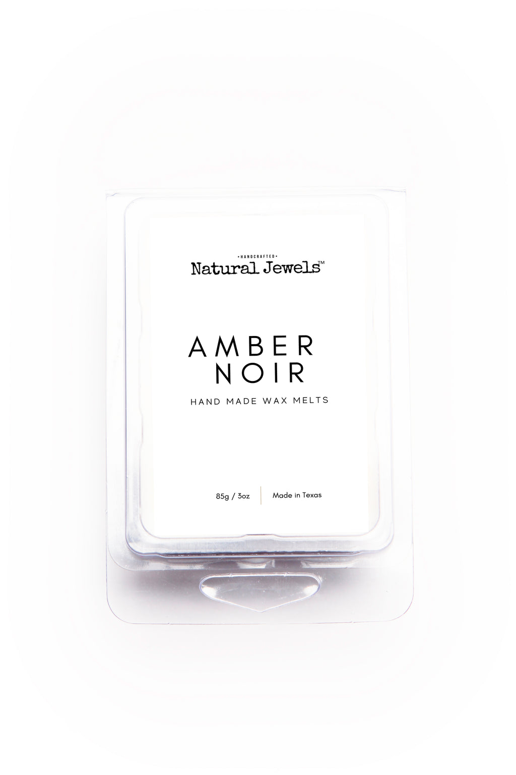 Amber Noir Soy Wax Melts