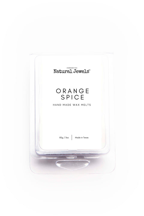 Orange Spice Wax Melts