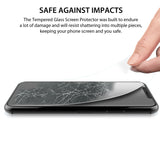 2.5D Privacy Tempered Glass for iPhone Xs Max