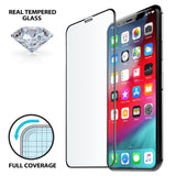 Full Cover Tempered Glass for iPhone XR