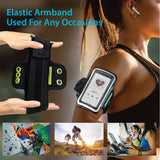 Pro Sports Armband (L) with Airpods 1G/2G Pocket & Key Holder