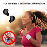 Bubble Gum True Wireless Cordless (4 Colors)