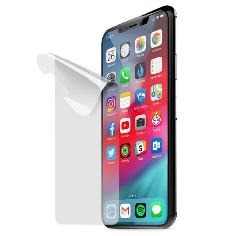 Clear Screen Protector Kit for iPhone X