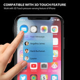 Clear Screen Protector Kit for iPhone X/Xs
