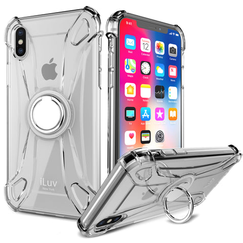 Crystal Ring for iPhone X