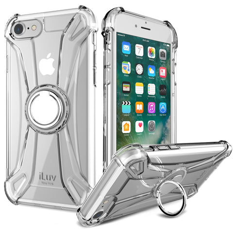 Crystal Ring for iPhone 8