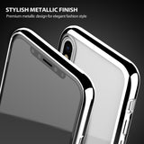 Metal Care for iPhone X/Xs