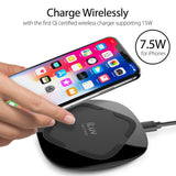 15W Qi Fast Wireless Charger