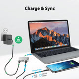 3-in-1 USB-C Multiport HDMI Adapter (iCB713WH V2.0)