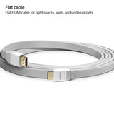 High-Speed 6 Ft. HDMI 2.0 Cable