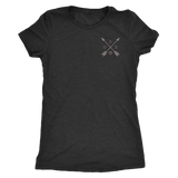 GOD Arrows and Feathers Pocket Square | Christian Soft T-Shirt | Plus Sizes