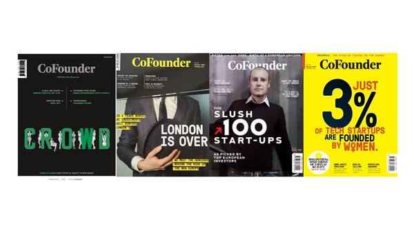CoFounder Magazine: One Year Subscription