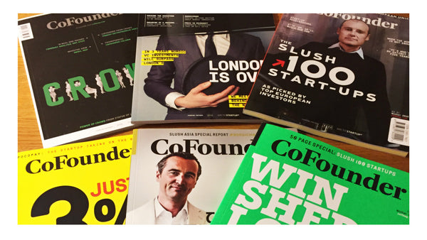 CoFounder Magazine: Corporate Bundle (10 Subscriptions)