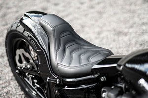 "Seat ""Predator"" for ""Bobbstr"""" Rear Fender 2018-2020"