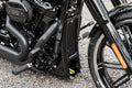 "Harley-Davidson ""Aggressor"" Series Softail Radiator Cover 2018-2020"